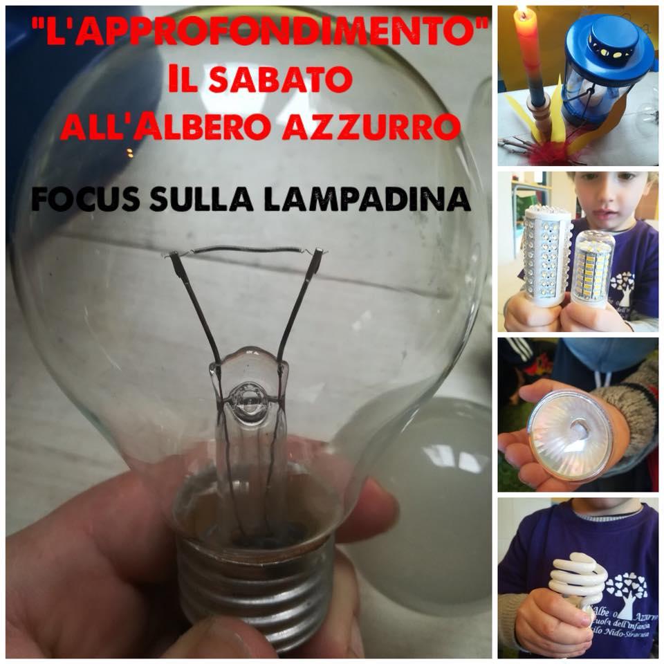 Lampadina A Incandescenza Storia l'approfondimento: focus sulla lampadina - albero azzurro